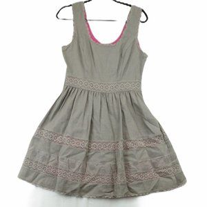 Jessica Simpson Size 10 Fit and Flare Dress